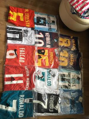 Camisetas futbol seleccionesy clubes - bucaramanga