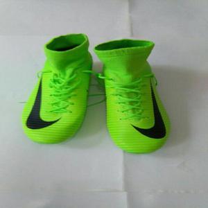 Guayos nike bota verde talla 41 nuevos - bogotá 51d6584b165f9