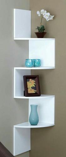 Repisa mueble esquinero decorativo