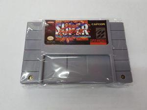 Super street fighter 2 the new challengers super nintendo