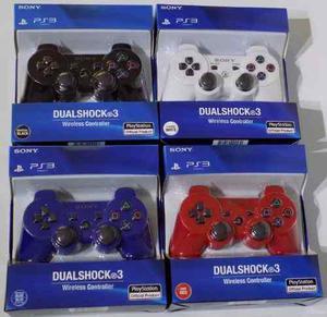 Control ps3 dualshock 3 playstation 3 importado sony colores