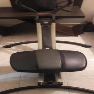 Máquina para abdominales Ab Glider Usada - Bucaramanga