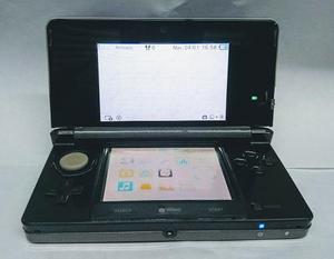 Nintendo 3ds cargador y memoria de 16g 30 juegos
