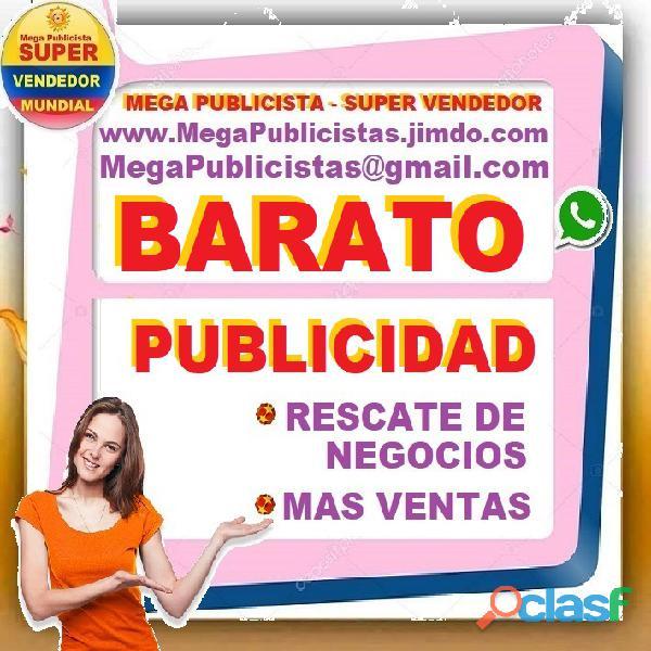 ⭐ barato, mega publicidad, agencia, publicista, posicionamiento, mercadeo, marketing, bogota, cali,