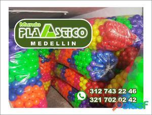 Fabrica pelotas por bultos piscina niños niñas bebes