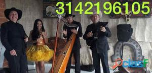 Serenata grupo llanero en bogota 3142196105
