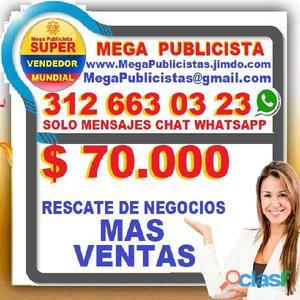 ⭐ gratis, mega publicidad, agencia, publicista, posicionamiento, vendedor, mercadeo, marketing, pagi