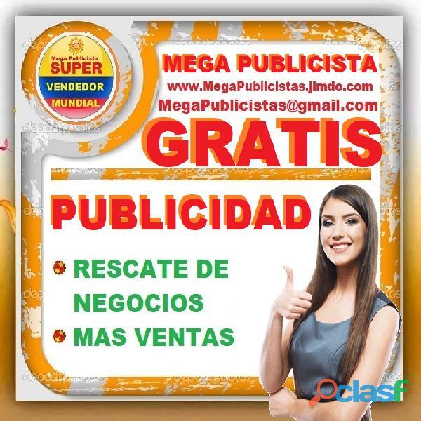 ⭐ gratis, mega publicistas, ultra vendedor, super publicista, agencia publicidad, barranquilla, sol
