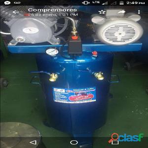 Venta y mantenimiento de compresores