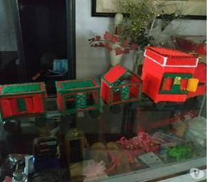 Vendo hermosas manualidades navideñas y para toda ocasion