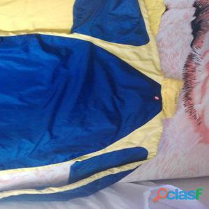 Espectacular chaqueta lotto selección colombia