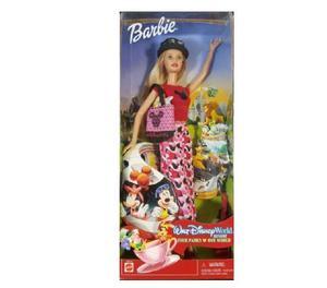 barbie walt disney world resort four parks one world