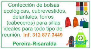 a9b502e73 Confección de bolsas ecológicas a buen precio en Pereira 【 ANUNCIOS ...