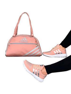 Combo zapato mujer tennis deportivos + bolso mujer