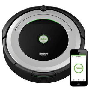 Robot roomba 690 aspiradora inteligente app voz alexa wifi