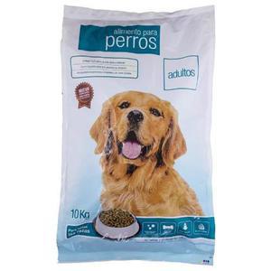 Alimento perros adultos todas razas x10kg