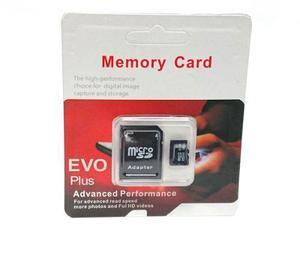 Memoria micro sd 64gb evo plus clase 10 uhs-i (u1)