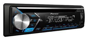 Radio Carro Pioneer Deh 4050bt Bluetooth Aux Mp3cd Original