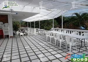 Casa finca amoblada en san jerónimo cód: 4591