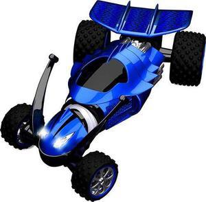 Xcorpion carro control remoto recargable radio azul