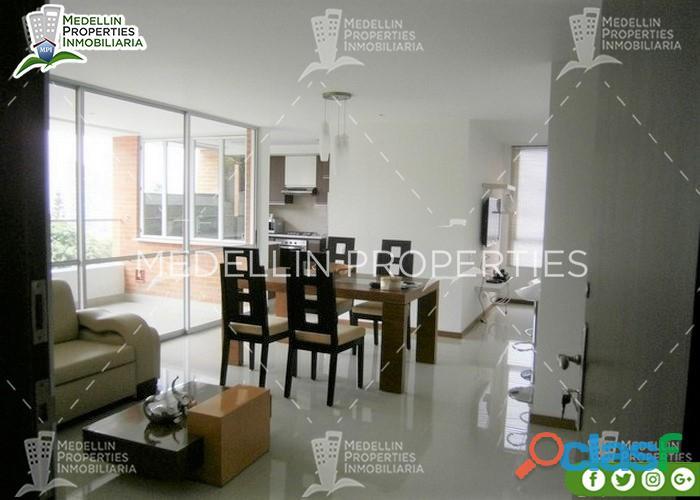 Luxury Apartments in Colombia El Poblado Cód: 4573