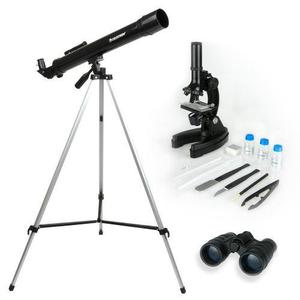 Celestron csn22010 telescopio, el microscopio y binocular ci