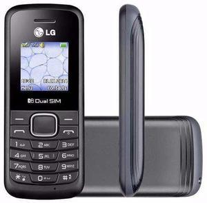 Celular Lg B200 Con Radio Linterna Mp3 Original