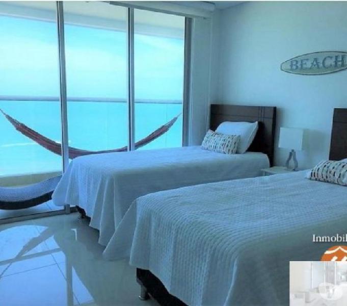 Arriendo apartamento 903 por dias palmetto beach cartagena