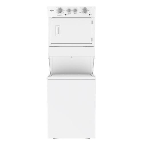 Torre lavadora-secadora electrica whirlpool 20kg-7mwet4027hw