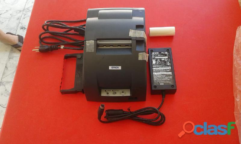 Impresora epson ptm u220d