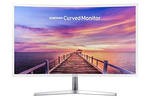 Nueva pantalla curvada full hd de samsung 32 led monitor lcd