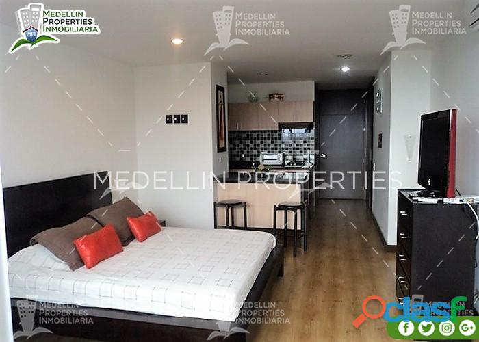 Furnished apartments in colombia medellín cód: 4268