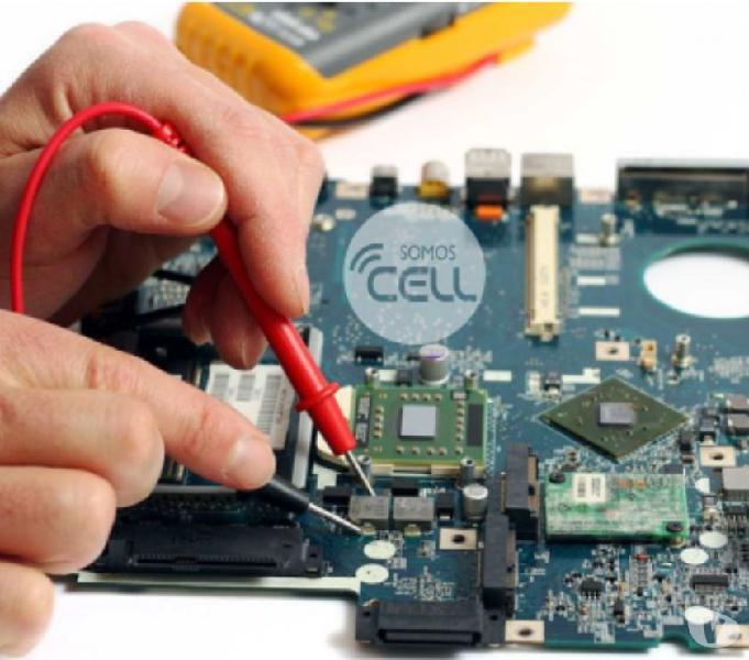 Servicio técnico reparación celulares