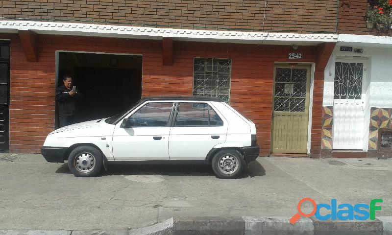 Skoda favorit. modelo 94