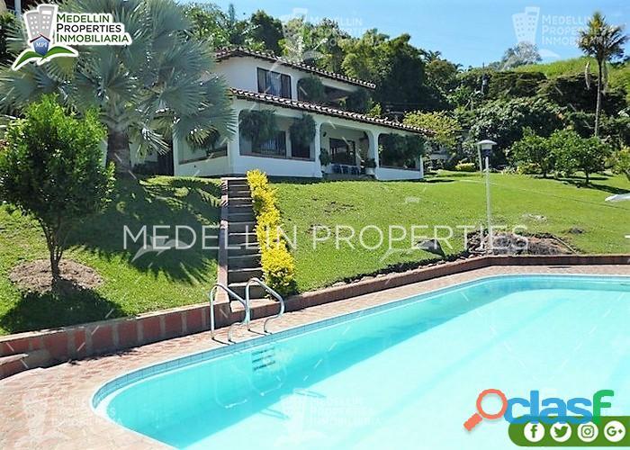 Casa finca amoblada en copacabana cód: 4514