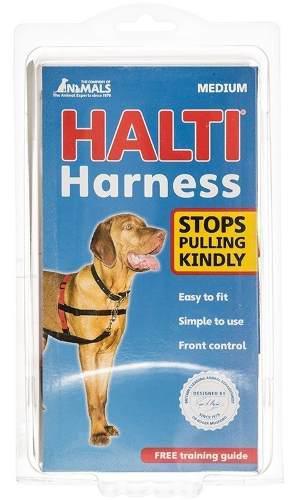 Halti harness detiene jaloneo suavemente talla m