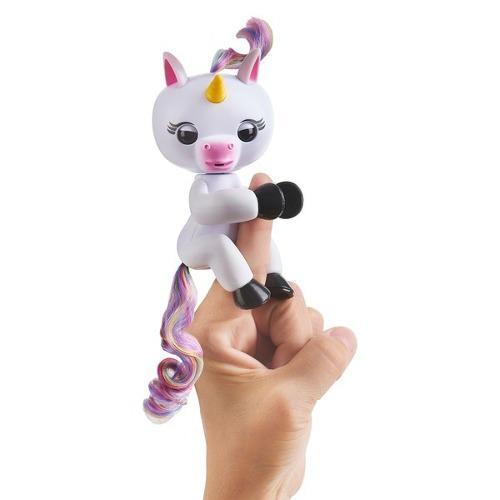 Fingerlings Unicornio Intercativo Sensor De Movimiento