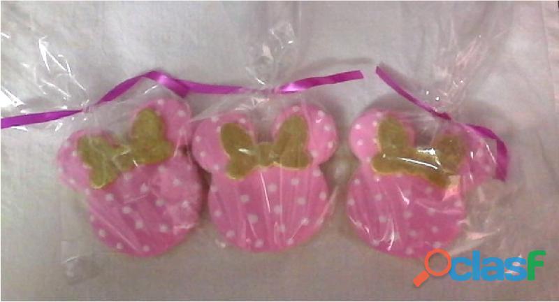 Galletas decoradas en glasé y fondant al mejor precio