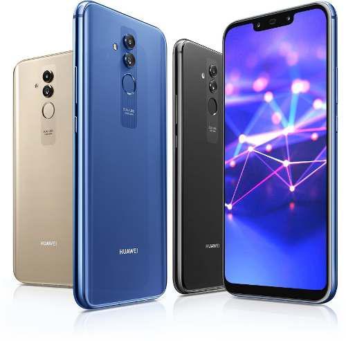 Celular Huawei Mate 20 Lite 64gb 4 Ram Selfie 24mp + Estuche