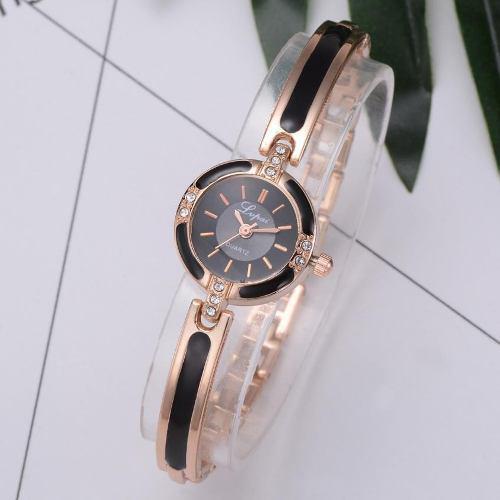 Reloj para mujer elegante acero oro rosa - detal y por mayor bf2e8fab7314