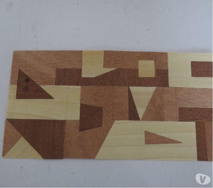 Curso de enchapado en madera