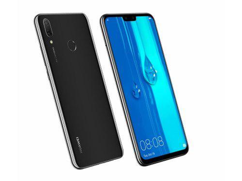 Celular huawei y9 2019 64gb/3 ram cuatro camaras 4g