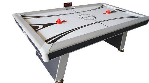 Mesa de air hockey - marcador electronico 7 pies - inmediato
