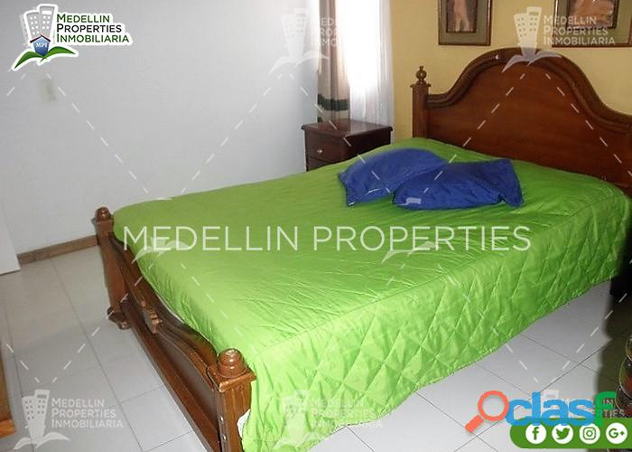 Furnished Apartments in Colombia Medellín Cód: 4284