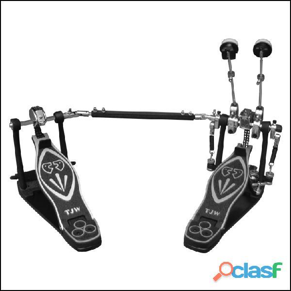 Pedal doble cadena