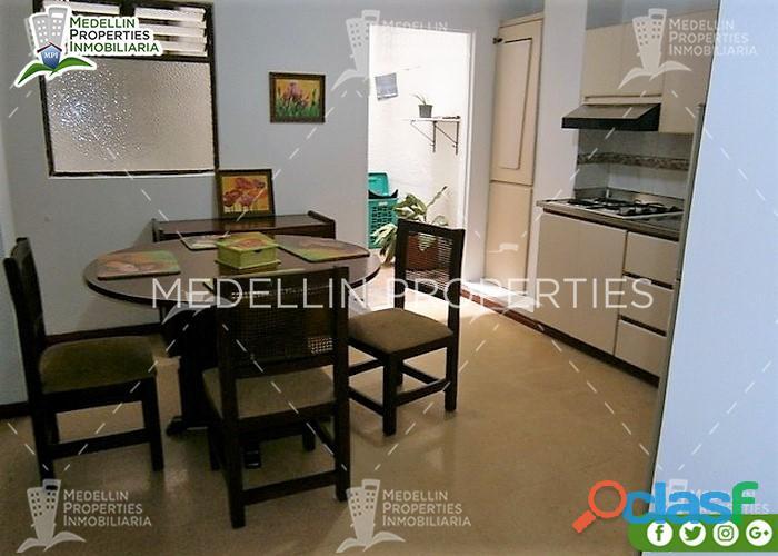 Alojamientos Empresariales y Turísticos en Medellín Cód: 4634