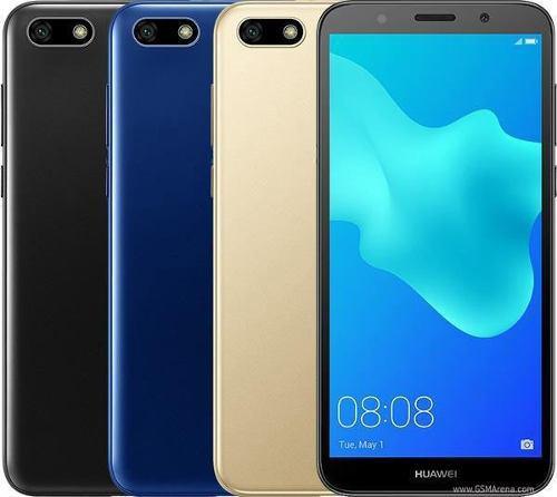 Celular libre huawei y5 2018 android oreo 16gb 4g lte