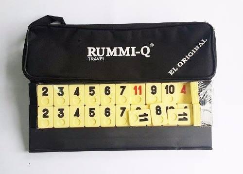 Rummi-q juego mesa viajero finca rummy bases