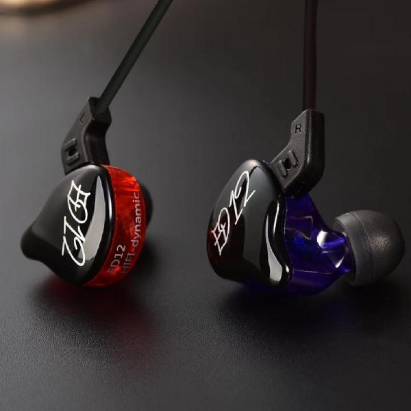 Audifonos in ear monitoreo kz hi fi