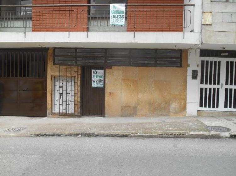 Arriendo apartaestudio antonia santos bucaramanga cod 1172